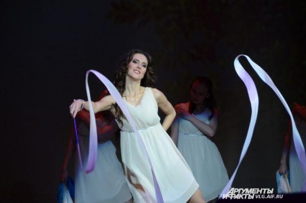 Александра Науменко, студентка Волгоградского государственной академии физической культуры.