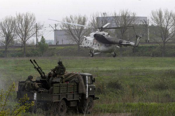 Техника украинской армии.