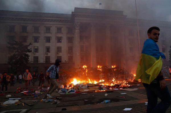 Пожар унёс жизни более 30 человек.
