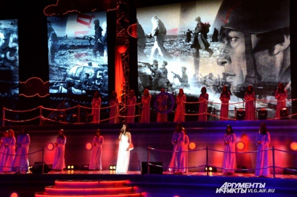 В шести эпизодах артисты рассказали зрителям историю волгоградской земли и дельфийского движения.