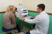 Острота зрения зависит от здоровья сетчатки глаза.