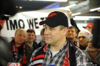 Неутомимый Раймо Сумманен доволен своим приездом в Омск.