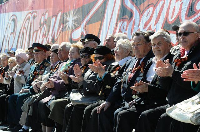 Омичи смогут поблагодарить ветеранов за Победу.