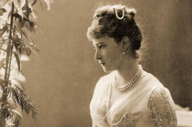 Елизавета Фёдоровна Романова.