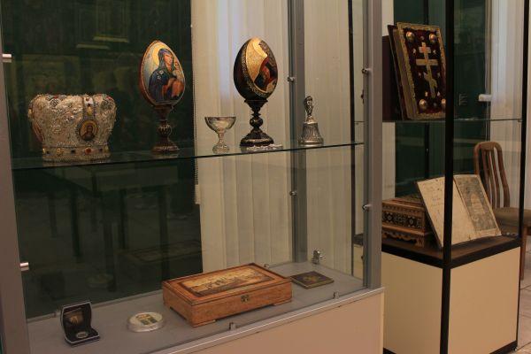 В Национальном музее открылась выставка «Кодекс Межигорья»