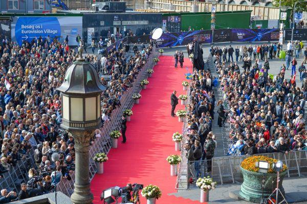 Открытие фестиваля Евровидение-2014