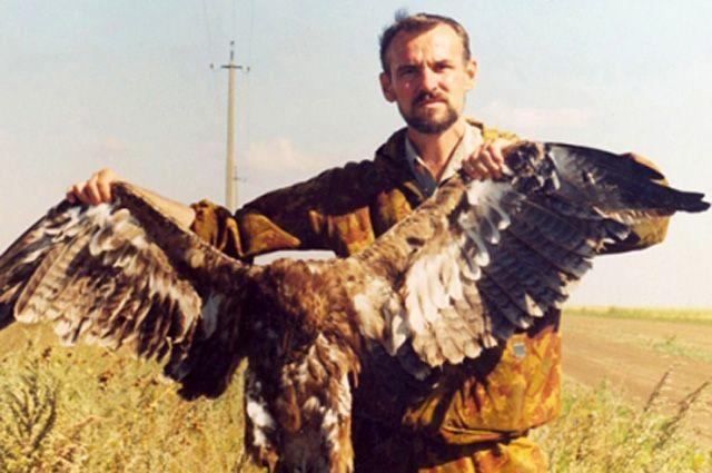 кандидат биологических наук Андрей Салтыков