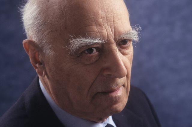 Владимир Этуш. 2002 год.