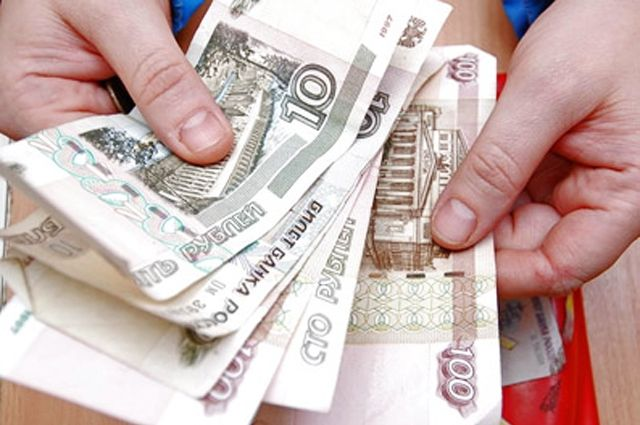 Точная сумма похищенных денег устанавливается.