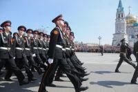 В Омске пройдёт Парад Победы.