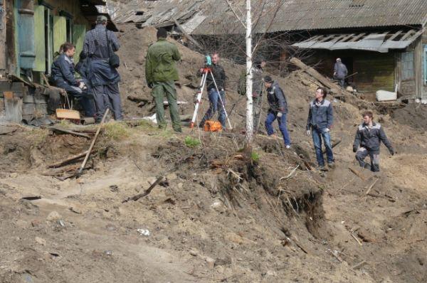 Археологические исследования нависшей на левом берегу Енисея Афонтовой горы - группы стоянок времён позднего палеолита - начались в 1884 году.