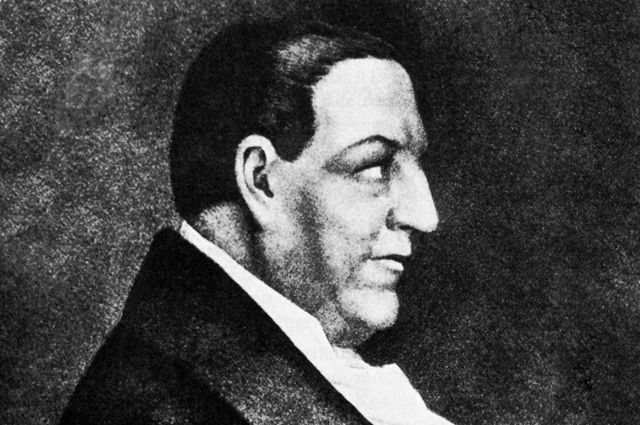 Фёдор Петрович Гааз. Фото не позднее 1853 года.