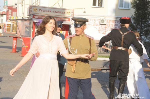 Концерт Сибирского Казачьего войска.