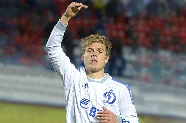 Александр Кокорин.