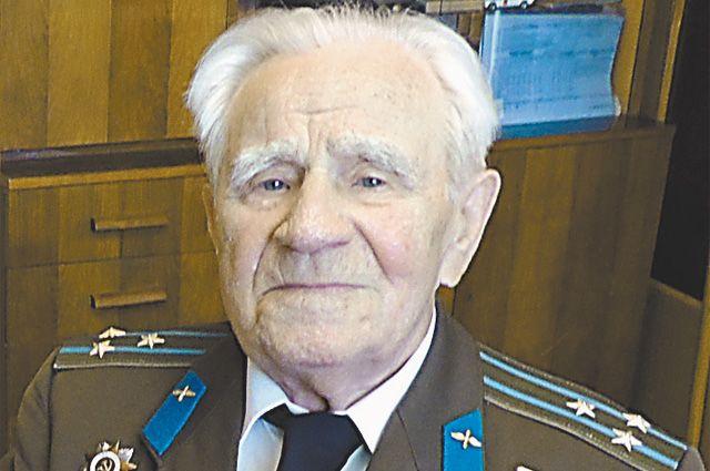 Ветеран войны из Воронежа Павел Иванович Бражник