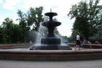 Омские фонтаны запустят 7 мая.