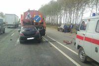 За три месяца 2014 года в Ивановской области к местам ДТП бригады «скорой помощи» выезжали 300 раз.