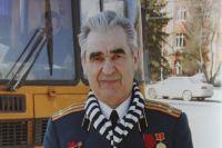 Самуил Волк встретил войну 11-летним мальчиком под Минском.