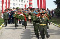 Традиционно торжества начинаются с митинга-реквиема.