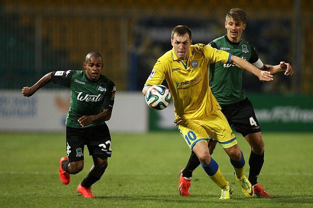 В текущем чемпионате «Краснодар» и «Ростов» играли уже дважды. В Ростове команды разошлись миром (2-2), а вот в Краснодаре победили подопечные Миодрага Божовича (2-0).
