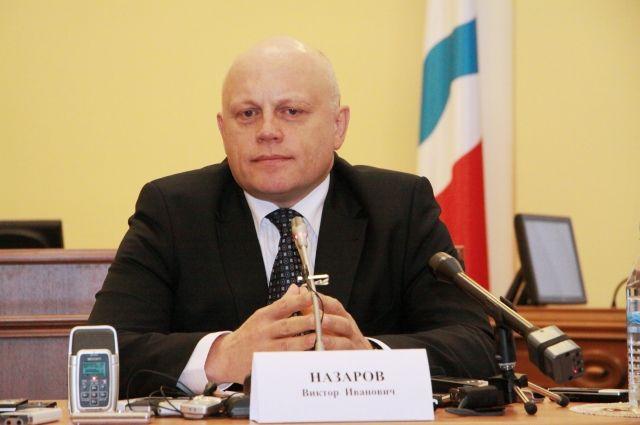 Виктор Назаров пообещал помочь «Мостовику».
