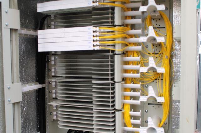 Оборудование для подключения зданий к современным линиям связи