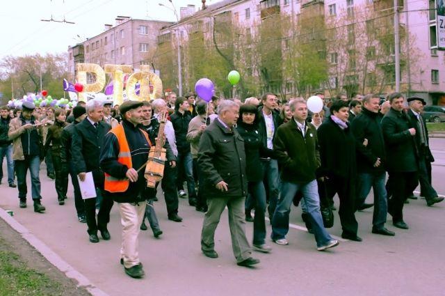 В Екатеринбурге пройдет традиционное шествие студентов радиофака