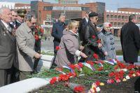 Омичи придут к памятникам и мемориалам на День Победы.