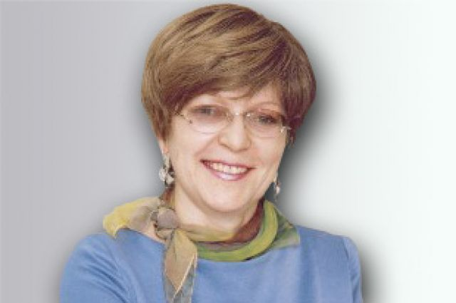 Профессор Волгоградского университета, доктор исторических наук Нина Вашкау.