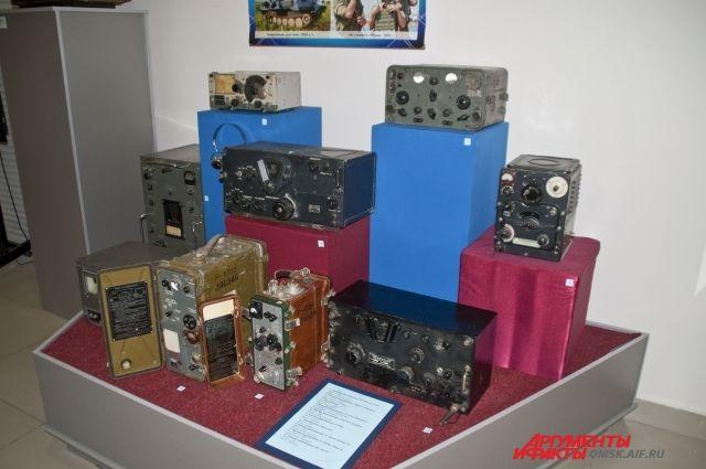 Радиоаппаратура делают в Омске с 1954 года.
