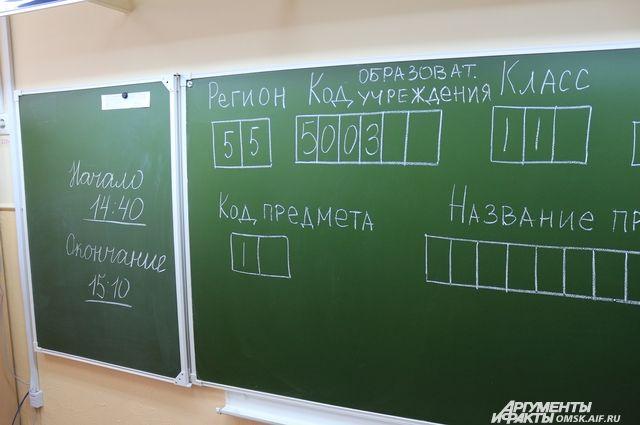 В Челябинской области 11 школьников не сдали ЕГЭ по математике
