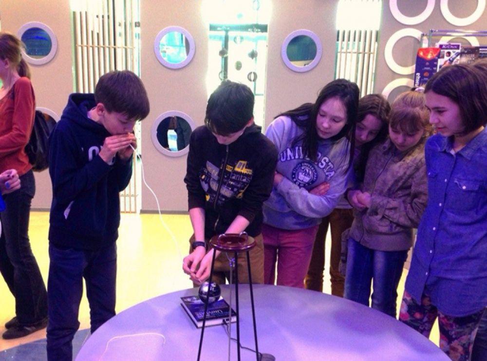 Программа экскурсии будет организована в зависимости от пожеланий гостей планетария.