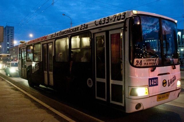После салюта людей по домам развезут автобусы.