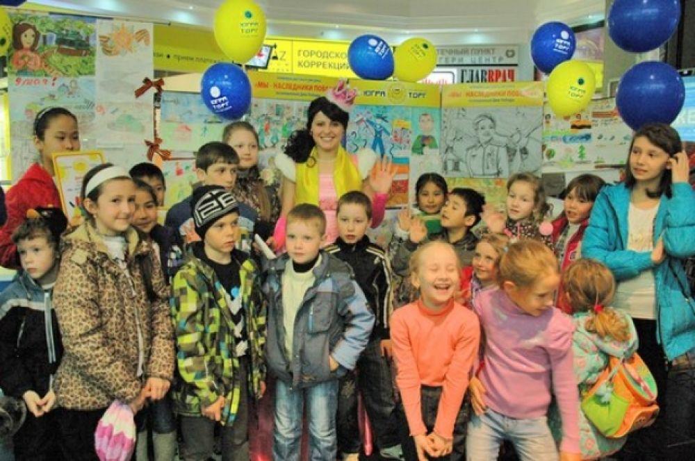 Приятно отметить, что дети выразили желание участвовать в подобных мероприятиях и в дальнейшем.