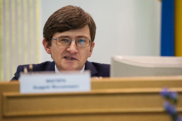 Замглавы ЦИК Украины Андрей Магера.