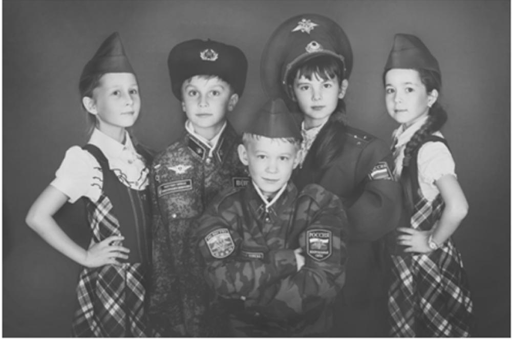 слева направо: Храмова Юлия, Капитонов Максим, Кузнецов Дмитрий, Азанова Карина, Жирнова Елизавета Фотограф Алиса Бутовски