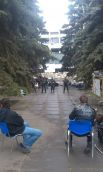 Активная фаза АТО в Мариуполе