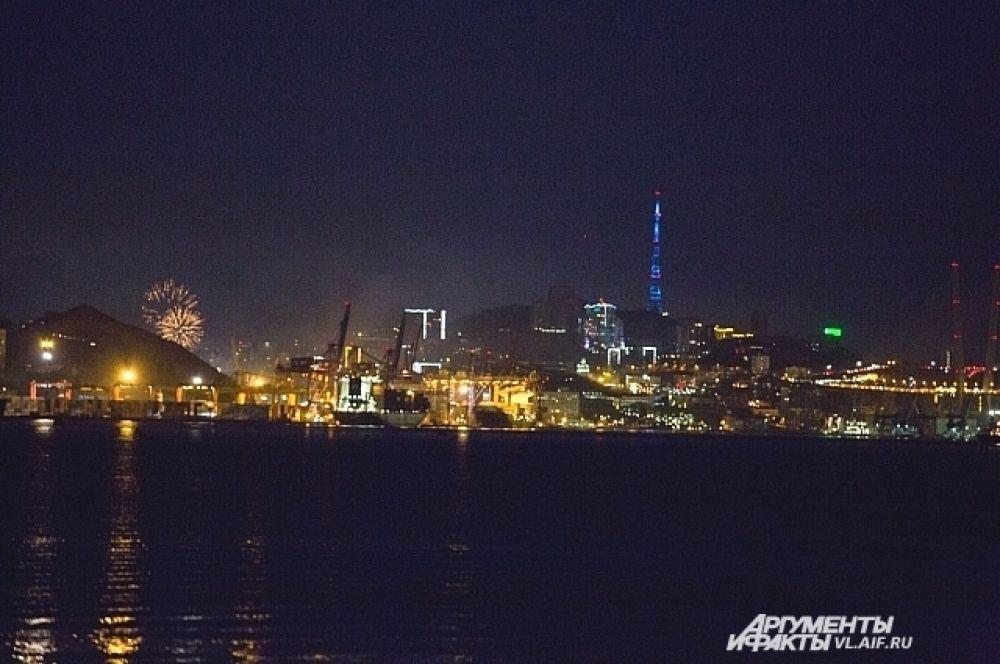 Оставалось запечатлеть красоту Владивостока и уехать.