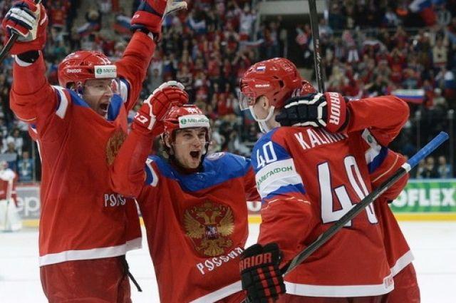 Сборная России обыграла сборную Финляндии на чемпионате мира.