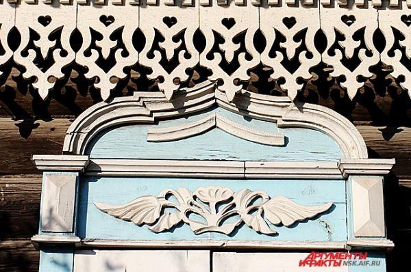 Памятник деревянного зодчества по улице Дмитрия Шамшурина, 100