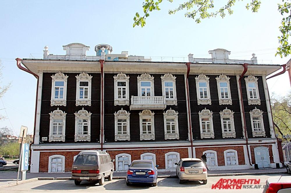 Дом по улице Ленина, 11