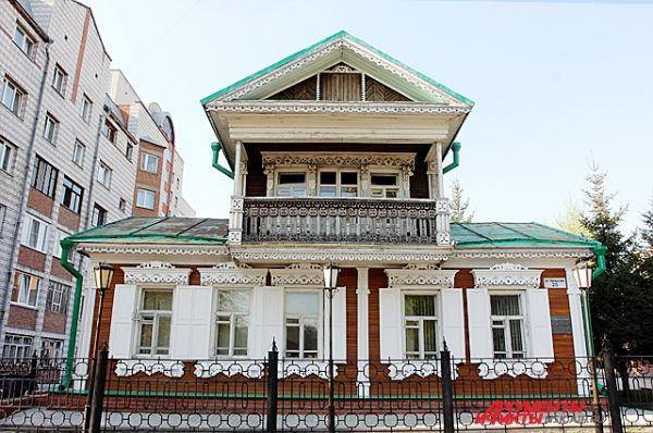 Памятник деревянного зодчества по улице Чаплыгина (Асинкритовская), дом 25