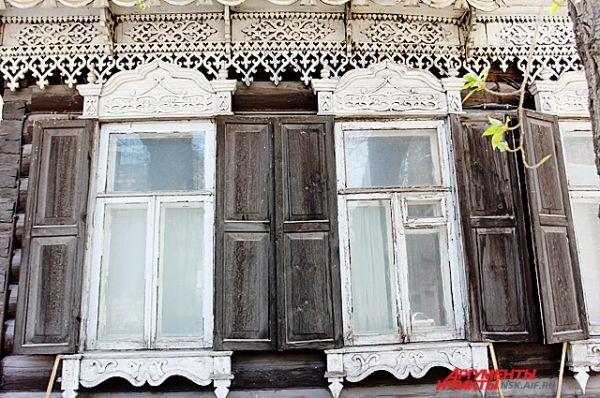 Жилой дом по улице Горького, 18 - занесен в список памятников народного зодчества