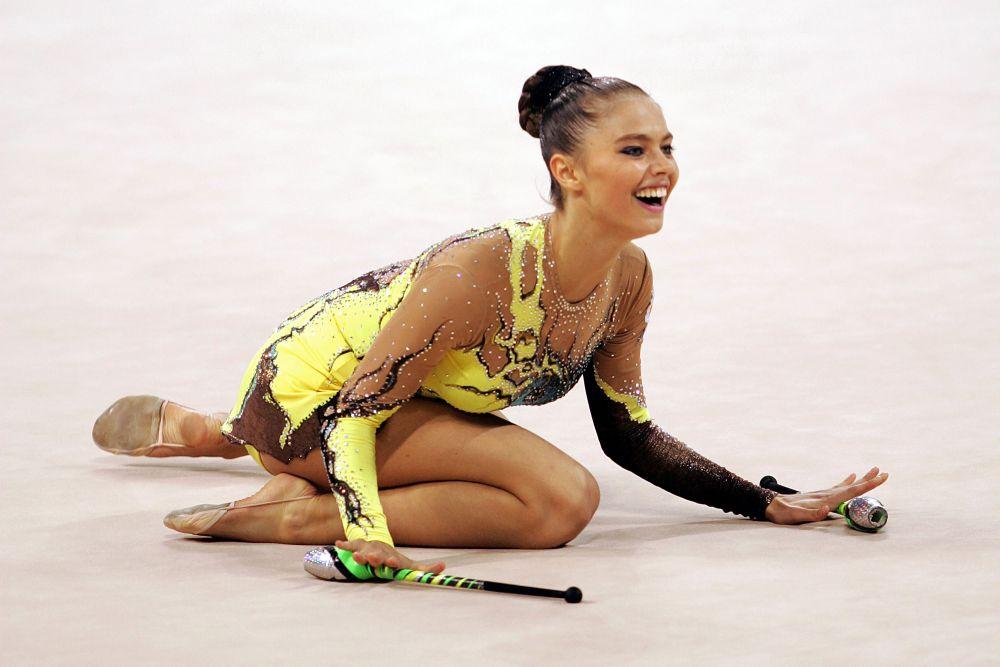 Последнее для себя олимпийское «золото» Алина Кабаева выиграла в2004 году вАфинах. Тремя годами позже она завершила спортивную карьеру.