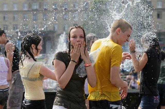 Аномальная для весны жара ждет южноуральцев до конца рабочей недели 16 мая