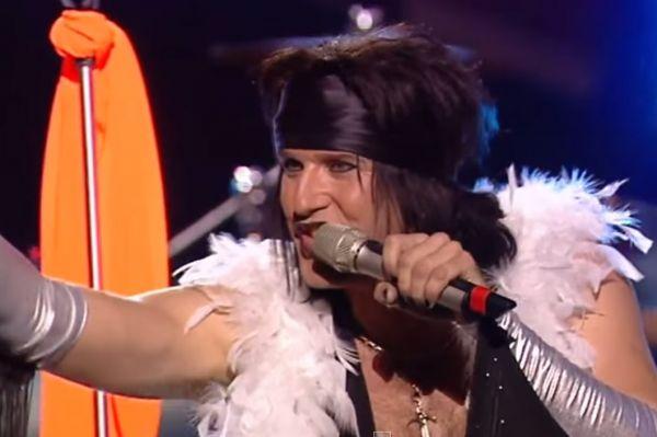 В 2005 году другая скандинавская страна – Норвегия – также выступила на «Евровидении» с рок-песней. Песню «In My Dreams» исполнила группа Wig Wam, выступавшая в серебристых костюмах по мотивам глэм-рока 70-х годов. Норвегия заняла в финале шестое место.