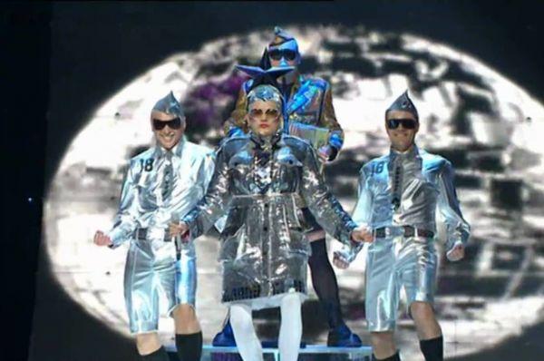 На «Евровидении-2007» Украину представляла Верка Сердючка. Неожиданно для многих Андрей Данилко в своём костюме занял второе место, уступив лишь сербской поп-певице Марие Шерифович.