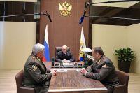 Ранее новый полпред президента в сФО занимал должность замминистра внутренних дел РФ.