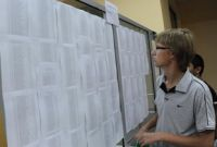 Один из счастливчиков в Приангарье получит студенческий билет по результатам конкурса.