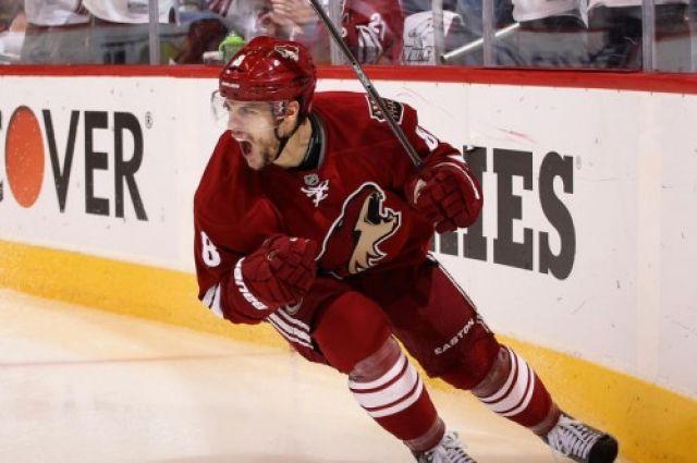За хоккейный «Автомобилист» будет выступать канадец из НХЛ